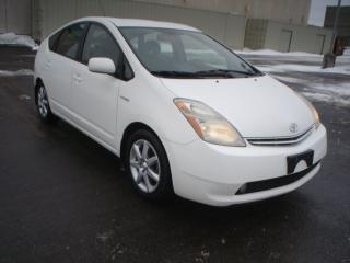 Used 2008 Toyota Prius HYBRID,AUTO,GAS SAVER for sale in Mississauga, ON