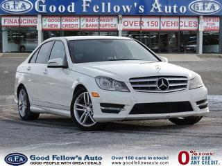 Used 2012 Mercedes-Benz C250 C 250 for sale in North York, ON