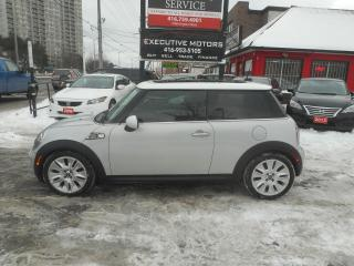Used 2010 MINI Cooper Coupe CAMDEN 50 for sale in Scarborough, ON