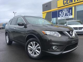 Used 2015 Nissan Rogue SV TOIT PANORAMIQUE for sale in Lévis, QC