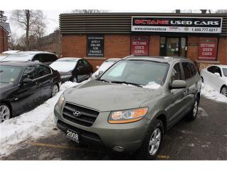 Used 2008 Hyundai Santa Fe GLS for sale in Scarborough, ON