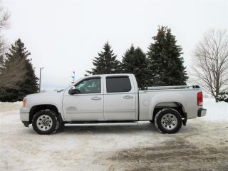 Used 2012 GMC Sierra 1500 SL Crew Cab V8 for sale in Thornton, ON