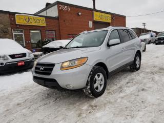 Used 2009 Hyundai Santa Fe GL,AWD for sale in North York, ON