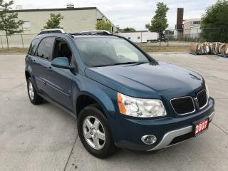 Used 2007 Pontiac Torrent 4 Door, Auto, 3 Years Warranty Available for sale in Toronto, ON