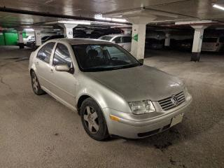 Used 2000 Volkswagen Jetta GLS for sale in York, ON