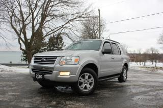 Used 2009 Ford Explorer XLT for sale in Oshawa, ON