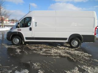 Used 2017 RAM ProMaster PROMASTER 3500.159 INCH W/BASE.EXTENDED.HIGH ROOF. for sale in London, ON