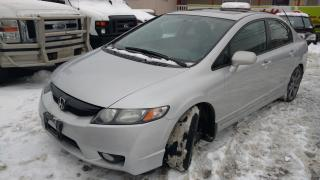 Used 2009 Honda Civic SI for sale in North York, ON