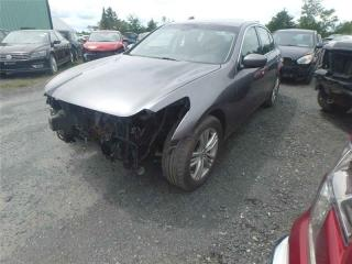 Used 2011 Infiniti G37 X Sport for sale in St-Philibert, QC