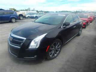 Used 2016 Cadillac XTS B9q Funeral Coach for sale in St-Philibert, QC