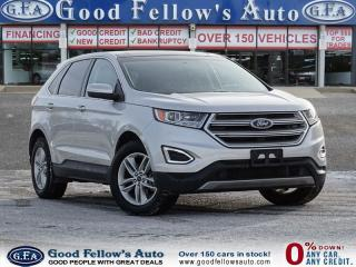 Used 2015 Ford Edge SEL MODEL, 6CYL 3.5 L, FWD, LEATHER SEATS, PANROOF for sale in North York, ON