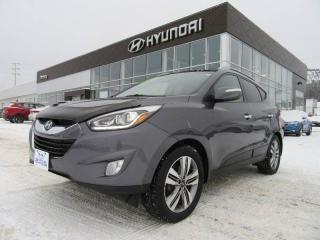 Used 2014 Hyundai Tucson Limited for sale in Corner Brook, NL