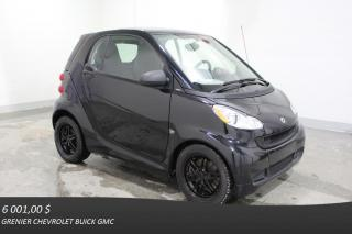 Used 2012 Smart fortwo Passion Nav A/c for sale in Terrebonne, QC
