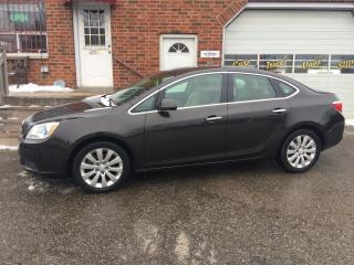 Used 2013 Buick Verano Base 2.4, 4 cylinder Bluetooth LOW KMS! for sale in Bowmanville, ON