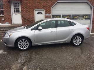 Used 2013 Buick Verano Base 2.4 4 cyl Bluetooth LOW KMS! for sale in Bowmanville, ON