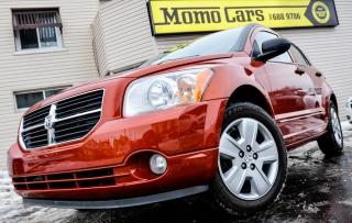 Used 2008 Dodge Caliber SXT! Cruise+Sunroof+AuxIn! ONLY $105/bi-weekly! for sale in St Catharines, ON