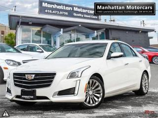 Used 2015 Cadillac CTS 3.6L LUXURY |BLINDSPOT|CAMERA|PHONE|WARRANTY for sale in Scarborough, ON