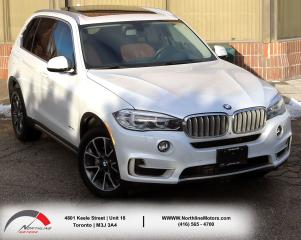 Used 2014 BMW X5 xDrive35i | Navigation |HUD|Pano roof| 360 Camera for sale in North York, ON
