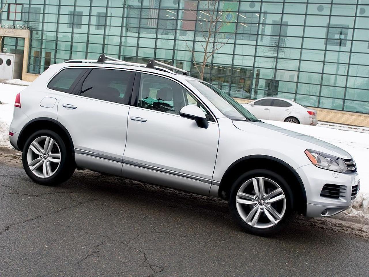 2013 Volkswagen Touareg EXEC|NAVI|REARCAM|PANOROOF