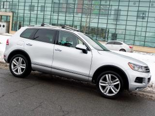 Used 2013 Volkswagen Touareg EXEC|NAVI|REARCAM|PANOROOF for sale in Scarborough, ON