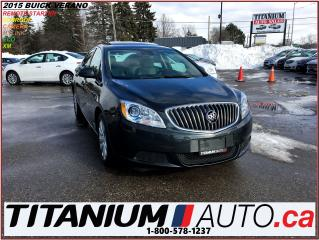 Used 2015 Buick Verano Camera+Sunroof+Remote Start+MyLink+BlueTooth+XM+++ for sale in London, ON