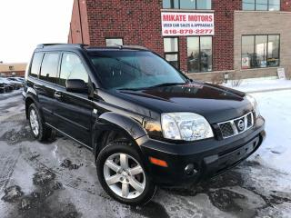 Used 2006 Nissan X-Trail LE PANORAMIC ROOF for sale in Etobicoke, ON