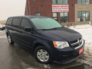 Used 2013 Dodge Grand Caravan FULL STOW & GO for sale in Etobicoke, ON