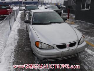 Used 2005 Pontiac Grand Am SE 4D Sedan for sale in Calgary, AB