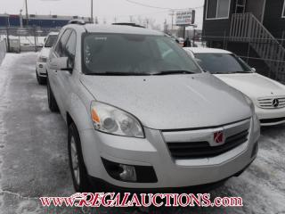 Used 2009 Saturn OUTLOOK  4D UTILITY for sale in Calgary, AB