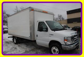 Used 2013 Ford E450 16' Cube  with Ramp for sale in Woodbridge, ON