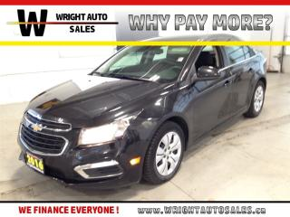 Used 2016 Chevrolet Cruze LT|BACKUP CAMERA|BLUETOOTH|42,829 KMS for sale in Cambridge, ON
