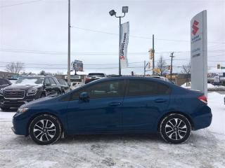 Used 2013 Honda Civic EX for sale in Barrie, ON