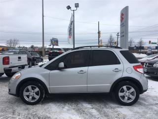 Used 2012 Suzuki SX4 JX All Wheel Drive for sale in Barrie, ON