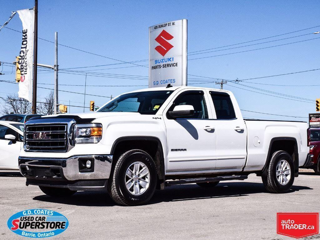Used 2014 GMC Sierra 1500 SLE for Sale in Barrie, Ontario | Carpages.ca