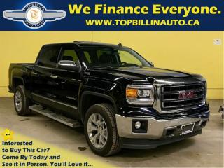 Used 2014 GMC Sierra 1500 SLT 4X4 Z71, Leather, Sunroof for sale in Concord, ON