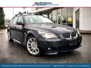 Used 2010 BMW 535 I xDrive Touring for sale in Surrey, BC