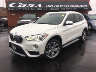 Used 2016 BMW X1 xDrive28i for sale in St Catharines, ON