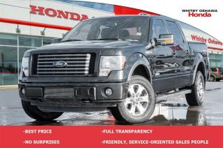 Used 2012 Ford F-150 SuperCrew | Automatic for sale in Whitby, ON