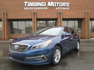 Used 2016 Hyundai Sonata BLIND SPOT DETECTION | BACK UP CAM | BLUETOOTH | for sale in Mississauga, ON