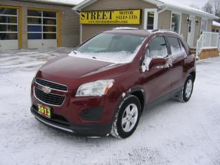 Used 2013 Chevrolet Trax LT 2 for sale in Smiths Falls, ON