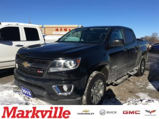 Used 2015 Chevrolet Colorado 4WD - Z71 - CERTIFIED PRE-OWNED for sale in Markham, ON
