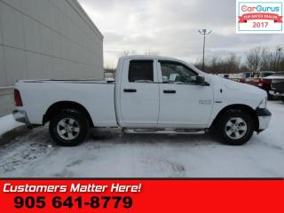 Used 2014 Dodge Ram 1500 ST  SXT PACKAGE, HEMI, 4X4, POWER GROUP for sale in St Catharines, ON