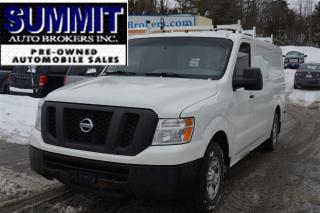 Used 2012 Nissan NV 2500 Cargo NV3500 HD S V8 for sale in Richmond Hill, ON