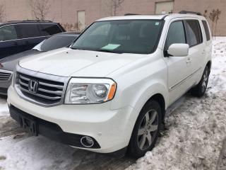 Used 2013 Honda Pilot Touring 4WD for sale in Brampton, ON