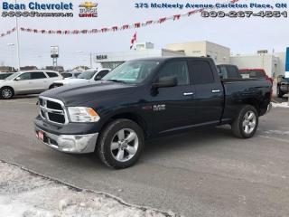 Used 2016 Dodge Ram 1500 SLT for sale in Carleton Place, ON