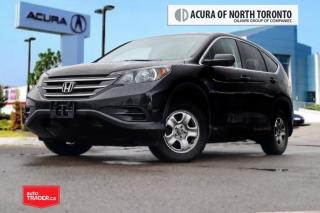 Used 2013 Honda CR-V LX AWD Winter Tire is on|Back Up Cam|Bluetooth for sale in Thornhill, ON