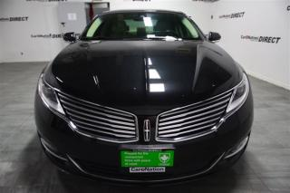 Used 2013 Lincoln MKZ | LEATHER| PANO ROOF| NAVI| BACK UP CAMERA| for sale in Burlington, ON