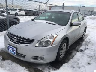 Used 2012 Nissan Altima 2.5 S for sale in Burlington, ON