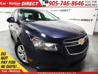 Used 2014 Chevrolet Cruze 1LT| LOW KM'S| ONE PRICE INTEGRITY| for sale in Burlington, ON