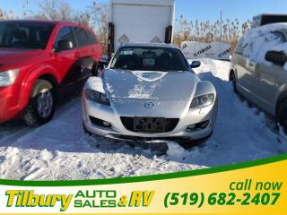 Used 2004 Mazda RX-8 GS for sale in Tilbury, ON